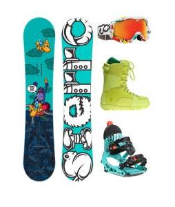 DayGlow Slope Trickster