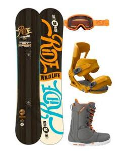Burton Orange n Blacks