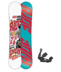 Ride Machete Snowboard w/ Burton P1.1 Snowboard Bindings