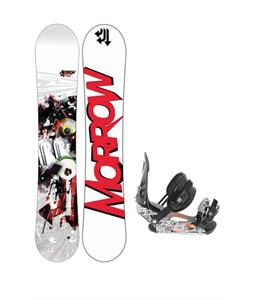 Morrow Radium Wide Snowboard 159 w/ Ride LX Snowboard Bindings