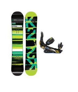 K2 Playback Snowboard w/ Rome S90 Snowboard Bindings