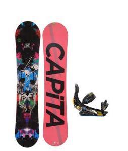 Capita Mindblower LTD Snowboard 151 w/ Rome S90 Snowboard Bindings