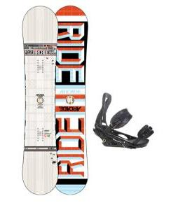 Ride Arcade UL Snowboard w/ Burton P1.1 Snowboard Bindings