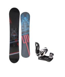 LTD Quest Snowboard 154 w/ LTD LT35 Snowboard Bindings