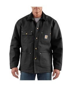 Carhartt Duck Chore Blanket Lined Jacket