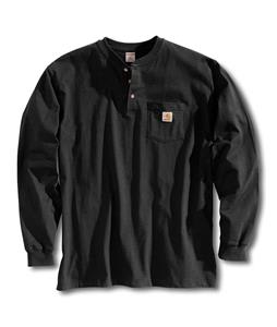 Carhartt L/S Workwear Henley