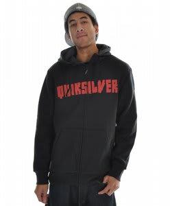 Quiksilver Batfox Full Zip Hoodie