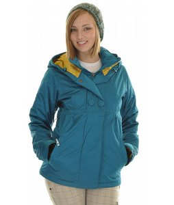 Roxy Torah Bright Snowboard Jacket Chicory Blue