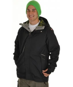Quiksilver Everblast Snowboard Jacket Black