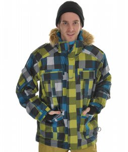 Quiksilver I Was Here Snowboard Jacket