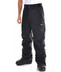 Quiksilver Batfox Snowboard Pants Black
