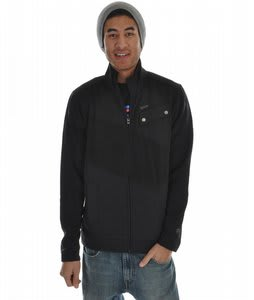 Orage Laird Fleece Jacket Black