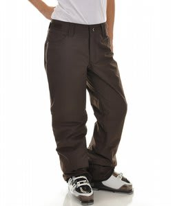 Orage Silvia Ski Pants Coffee