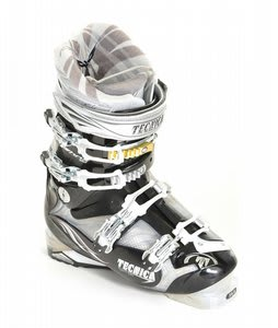 Tecnica Attiva Phoenix 90 Ski Boots Black/Sun