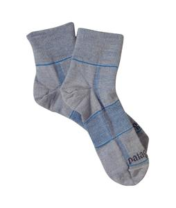 Patagonia Ultra Lightweight Run Quarter Socks