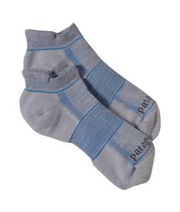 Patagonia Lightweight Merino Run Ankle Socks