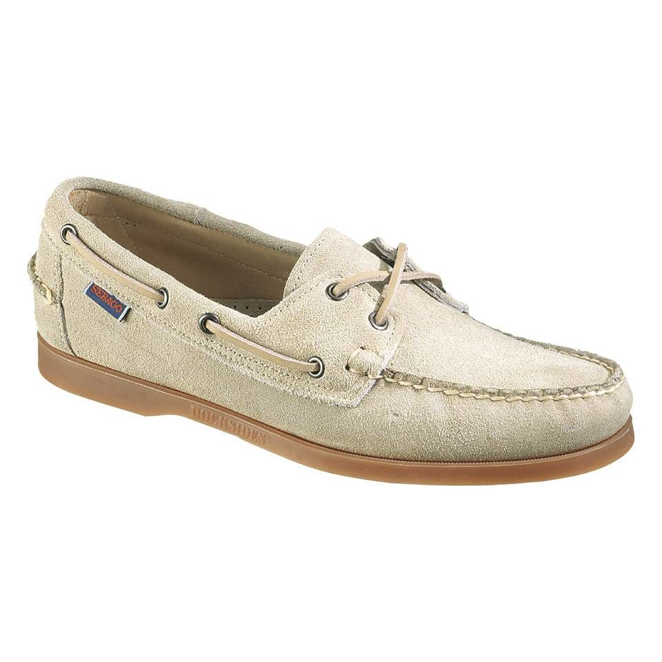 how to clean sebago docksides shoes