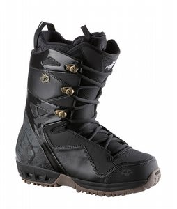 Rome Folsom Snowboard Boots Black/Gum
