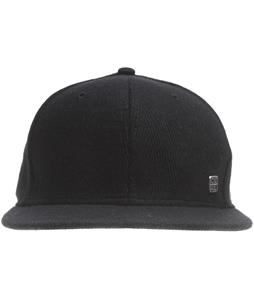 Coal Floyd Cap Black