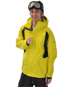 Sessions Shane Mcconckey Snowboard Jacket Citron/Black