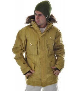Sessions Premise Snowboard Jacket Gold