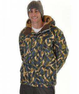 Burton Audex Motorola Down Snowboard Jacket