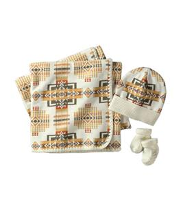 Pendleton Jacquard Knit Layette Set Infant's