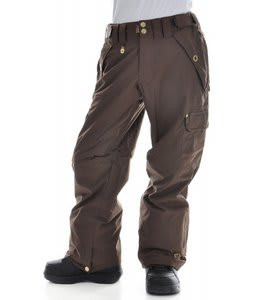 Sessions Tracker Snowboard Pants Kona