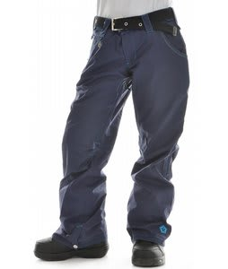 Sessions Zero Snowboard Pants Ink Blue