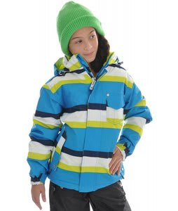 Sessions Force Snowboard Jacket Vivid Fatty Stripe
