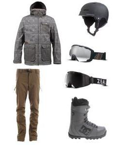 Tomo Snowboarding