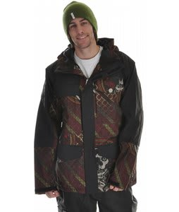 Analog Guidance Snowboard Jacket Voodoo
