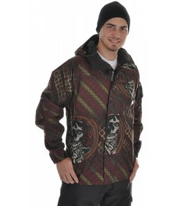 Analog Asset Snowboard Jacket Voodoo