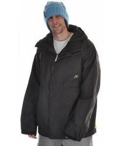 Analog Asset Snowboard Jacket True Black