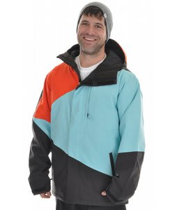 Analog Gamma Snowboard Jacket Light Blue