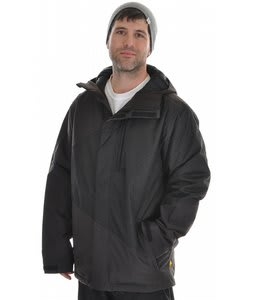 Analog Gamma Snowboard Jacket True Black