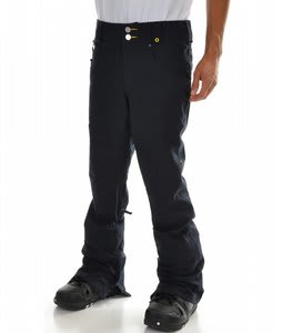 Analog Lithium Slim Snowboard Pants Indigo