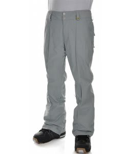 Analog Generator Snowboard Pants Quarry Grey