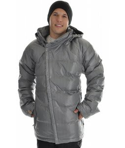 Bonfire Darka Snowboard Jacket Silver