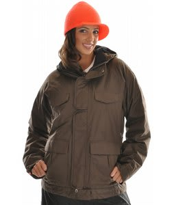 Bonfire Safari 2 Snowboard Jacket Bark