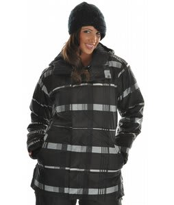 Bonfire Presto Snowboard Jacket Black