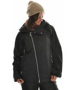 Bonfire Endless Snowboard Jacket Black