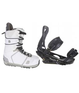 Burton P1.1 Snowboard Bindings w/ Burton Hail Snowboard Boots