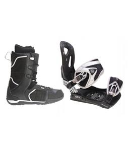 LTD LT35 Snowboard Bindings w/ Ride Orion Snowboard Boots