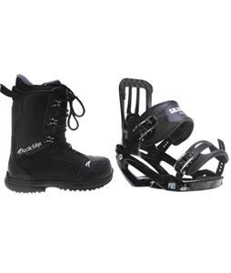Salomon Pact Snowboard Bindings w/ Arctic Edge 1080 Snowboard Boots