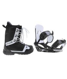 2117 Of Sweden Storm Snowboard Bindings w/ Arctic Edge 1080 Snowboard Boots