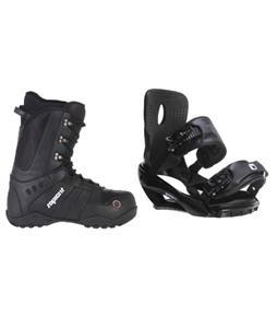 Sapient Wisdom Snowboard Bindings w/ Sapient Method Snowboard Boots