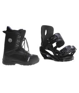 Sapient Wisdom Snowboard Bindings w/ Sapient Guide Snowboard Boots