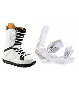 Burton Triad Snowboard Bindings w/ Burton TWC Snowboard Boots