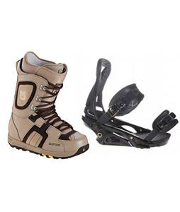 Burton P1.1 Snowboard Bindings w/ Burton Freestyle Snowboard Boots